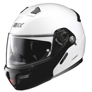 Casque G9.1 - EVOLVE COUPE N-COM - METAL  Metal White 20