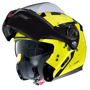 Casque G9.1 - EVOLVE CROSSROAD N-COM - LED  Led Yellow 42
