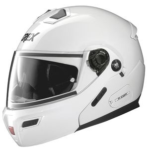 Casque G9.1 - EVOLVE KINETIC N-COM - METAL  Metal White 24
