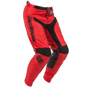 Pantalon cross GRINDHOUSE SOLID - RED 2019 Red