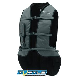 Gilet Airbag TURTLE COLOR  Gris