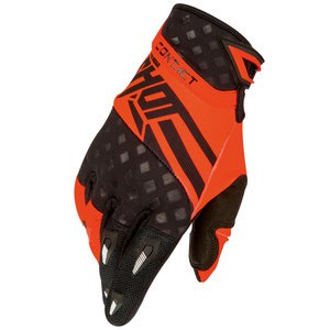 Gants cross CONTACT RACEWAY GLOVE ORANGE  2016 Orange