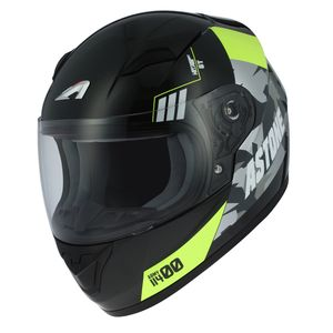 Casque Astone Gt2 Graphic Army Kids