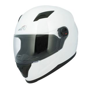 Casque GT2 MONOCOLOR  Blanc brillant