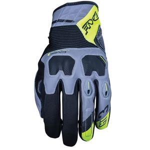 Gants GT3 WR  Grey Fluo Yellow