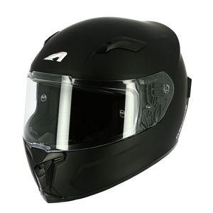 Casque GT3 MONOCOLOR - MATT  Matt black