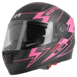 Casque Astone Gt 900 Exclusive Arrow Pink