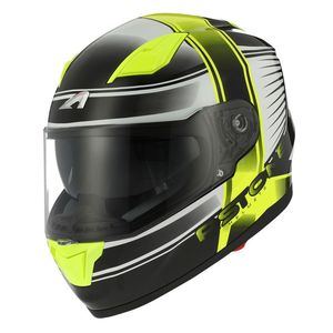 Casque GT 900 EXCLUSIVE CORSA - YELLOW FLUO  Jaune fluo