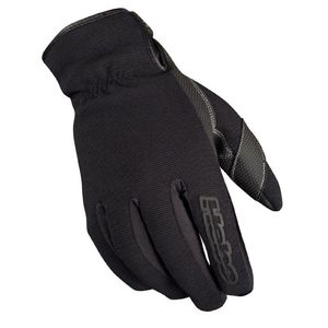 Gants cross WINTER FREE BLACK 2019 Noir