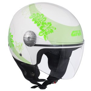 Casque Givi 10.7 Mini-j Flower