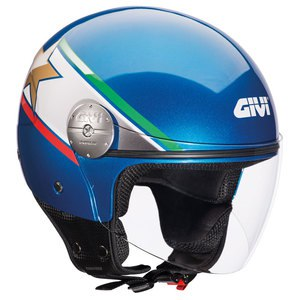 Casque Givi 10.7 Mini-j Star Italy