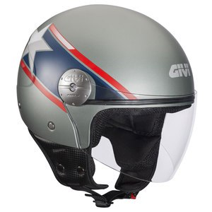 Casque Givi 10.7 Mini-j Star Usa