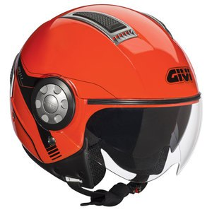 Casque 11.1 AIR JET - FLUO  Rouge