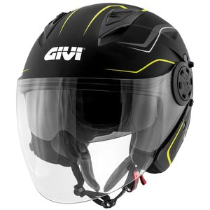 Casque Givi 12.3 Stratos Flux Matt