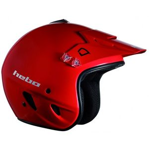 Casque trial ZONE RED 2019 Rouge