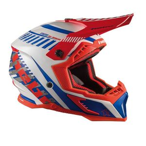 Casque cross STRATOS WHITE 2020 Blanc