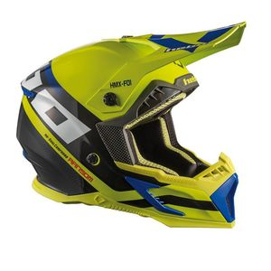 Casque cross RANSOM LIME 2020 Lime