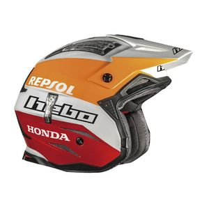 Casque trial MONTESA TEAM 2 2019 Blanc