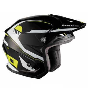 Casque trial ZONE 5 PURSUIT LIME 2019 Lime