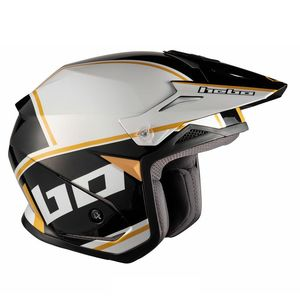 Casque trial ZONE 5 25TH ANNIVERSARY 2019 Blanc