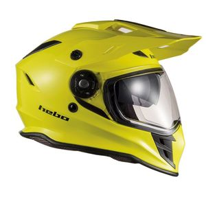 Casque TRANSAM  Lime