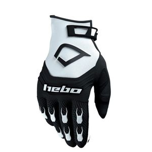Gants cross BAGGY EVO WHITE 2019 Blanc