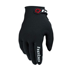 Gants cross TEAM 2 JUNIOR BLACK  Noir