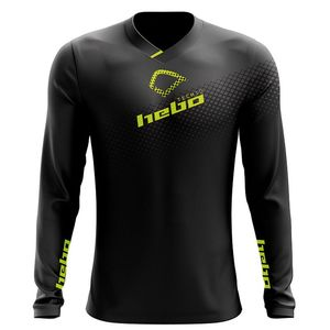 Maillot trial TECH 10 EVO LIME 2019 Lime