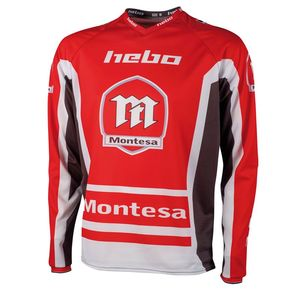 Maillot trial MONTESA CLASSIC 3 2019 Rouge
