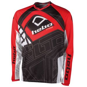 Maillot trial PRO 19 RED 2019 Rouge