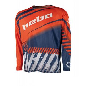 Maillot cross STRATOS ORANGE 2019 Orange