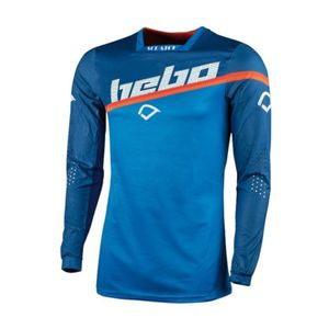 Maillot cross SCRATCH BLUE 2020 Bleu