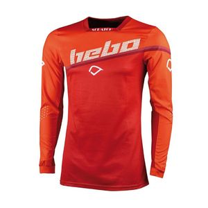 Maillot cross SCRATCH RED 2020 Rouge