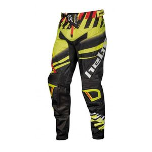 Pantalon cross STRATOS LIME 2020 Lime
