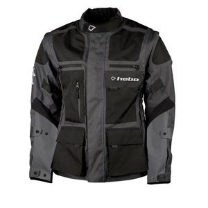 Veste enduro CROSS OVER 2019 Noir