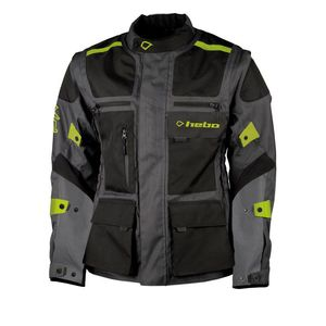 Veste enduro CROSS OVER 2019 Lime