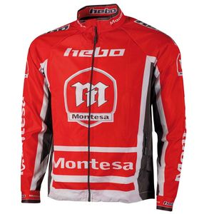 Veste trial MONTESA CLASSIC 3 2019 Rouge