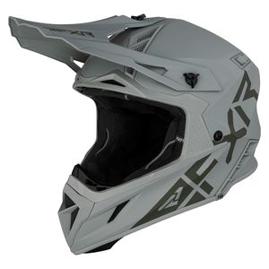 Casque cross HELIUM PRIME STEEL 2021 Steel