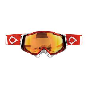 Masque cross QUANTUM RED 2020 Rouge