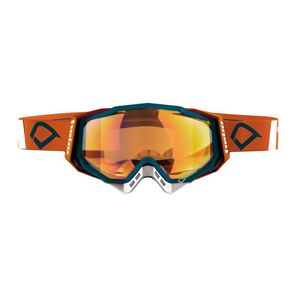 Masque cross QUANTUM ORANGE 2020 Orange