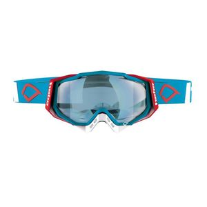 Masque cross QUANTUM BLUE 2020 Bleu