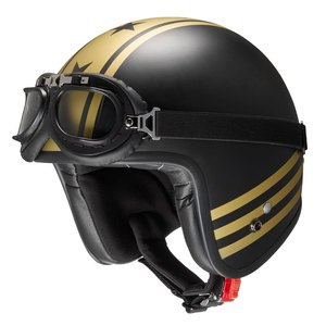 Casque Hevik Hv27 Stripes