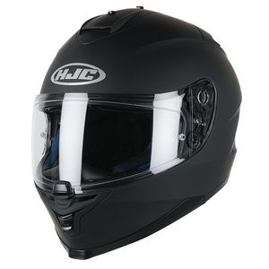 Casque IS 17 - MAT  Noir mat
