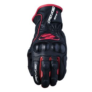 Gants RFX4 NEW  Black Red