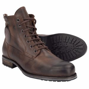 Chaussures HODGE  Marron
