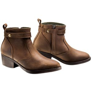 Chaussures HOXTON LADY  Marron