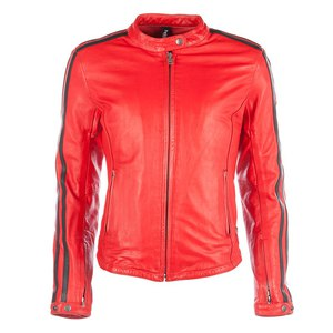 Blouson ANGEL RAG - ROUGE  Rouge