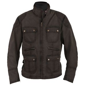 Blouson Helstons Hunt - Coton Dirty