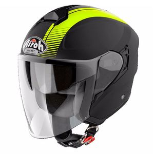 Casque Airoh Hunter - Simple - Matt