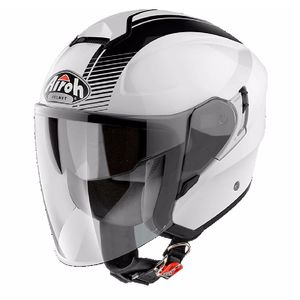 Casque Airoh Hunter - Simple - Gloss